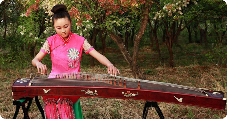 Traditional Chinese Musical Instruments - 风流中国